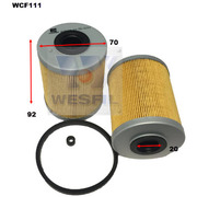 Fuel Filter to suit Suzuki Grand Vitara 1.9L DDiS 01/08-on