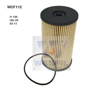 Fuel Filter to suit Volkswagen Caddy 2.0L Tdi 12/10-on