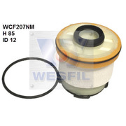 Fuel Filter to suit Mitsubishi Triton 2.5L TD 01/15-on