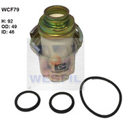Fuel Filter to suit Subaru Liberty 2.0L 10/98-08/03