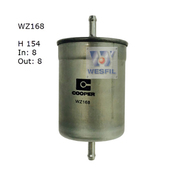 Fuel Filter to suit Nissan Pulsar 1.8L 07/87-1991